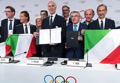 2026 Kış Olimpiyatları İtalyada