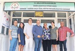 ABD'li otizm birliğinden  ANOV merkezine 10 puan