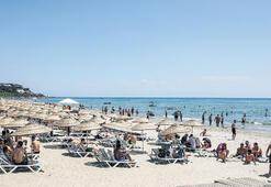 İstanbul'da plaj keyfi