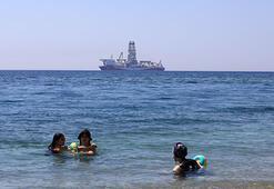 Yavuz sondaj gemisi Akdenizde