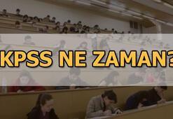 KPSS A Grubu ve Öğretmenlik sınavı hangi tarihte 2019 KPSS tarihi
