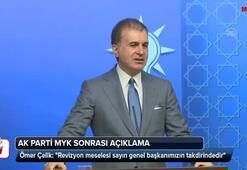 AK Parti Sözcüsü Çelik: Vatandaşımızın beğenmediklerini revize edeceğiz