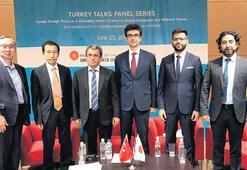 Tokyo'da 'Türkiye  Konuşmaları' paneli