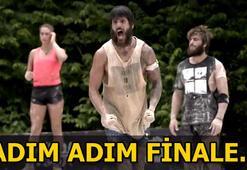Survivorda kritik dokunulmazlık oyunu Kazanan finale yaklaşıyor...