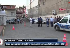 Ankarada gece kulübüne pompalı tüfekle saldırı: 3 yaralı