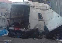 SON DAKİKA Edirnede facia 10 ölü, 30 yaralı