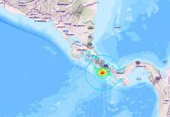 Son dakika... Panama-Kosta Rika sınırında deprem