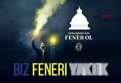 Washington DCde yaşayan Fenerbahçelilerden Fener Ol gecesi