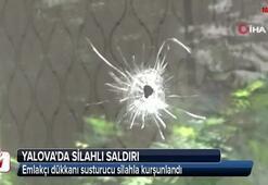 Yalova'da susturuculu silahla saldırı
