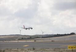 THYnin rüya uçağı İstanbulda