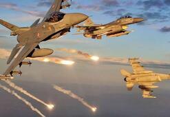 Son dakika | TSKdan PKKya hava harekatı Yerle bir edildi...