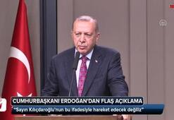 Cumhurbaşkanı Erdoğan: Akşam yat, sabah kalk referandum olmaz