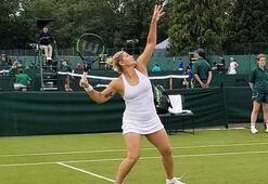 Başak Eraydın, Wimbledona veda etti