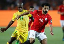Mısır son 16ya rahat turladı Salah...