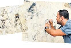 En eski 'WhatsApp' Agora duvarlarında