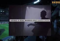 Real Madridten sıra dışı forma tanıtımı