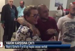 Rapçi Ezhele 1 yıl 8 ay hapis cezası