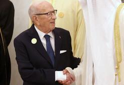 Tunus lideri hastaneye kaldırıldı
