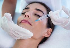 Nano yağ enjeksiyonuyla yüz gençleştirme