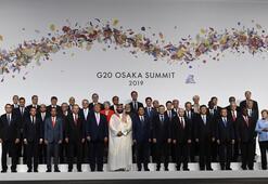 Dünyanın gözü burada G-20 zirvesi başladı