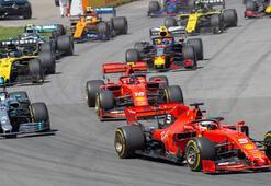 Formula 1de sıradaki durak Avusturya