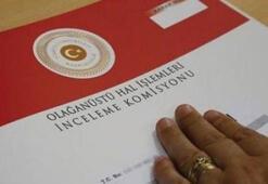 OHAL başvurularının 77 bin 900ü karara bağlandı