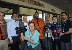 ABDli aktör Steven Seagal Türkiyeye geldi