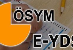 e-YDS Almanca-Fransızca sınavı saat kaçta e-YDS sınav giriş belgesi nasıl alınır