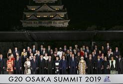 Cumhurbaşkanı Erdoğan, G20 Zirvesi'nde düzenlenen kültürel programa katıldı