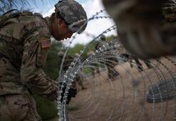 Meksikada ABDye geçmek isteyen 450den fazla göçmen yakalandı