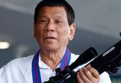 Ülke karıştı Duterte açık açık tehdit etti
