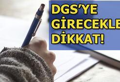 DGS saat kaçta başlayacak DGS giriş belgesi nasıl alınır