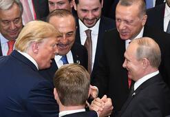 Son dakika... Trump: Türkiyeyi seviyorum, Erdoğanın suçu değil