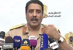 Libyalı Hafter güçlerinin sözcüsünden küstah tehdit