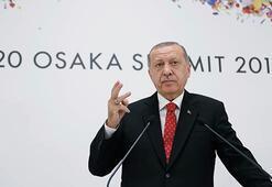 Cumhurbaşkanı Erdoğandan G-20 değerlendirmesi