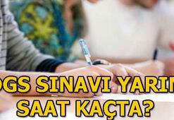 Dikey Geçiş Sınavı saat kaçta başlayacak DGS sınav giriş belgesi sorgulama