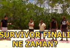 Survivorda büyük final ne zaman Finale kimler kalacak