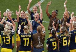 Almanya-İsveç: 1-2