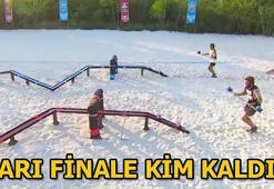Survivorda yarı finale hangi isimler kaldı Türk takımında yarı finale hangi isimler kaldı