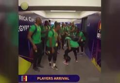 Kamerun Milli Takımı durmak bilmedi