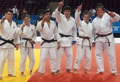 Judocu milliler, Avrupa şampiyonu oldu