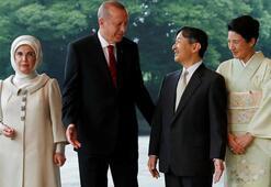 Cumhurbaşkanı Erdoğandan Japonyada önemli görüşmeler