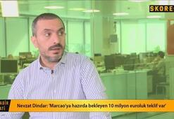 Nevzat Dindar: Feghouli Arap kulüpleri için kolay bir transfer değil