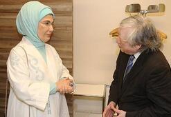 Emine Erdoğandan Tokyo Yunus Emre Enstitüsüne ziyaret