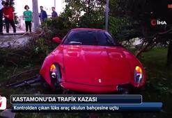 Kastamonuda trafik kazası