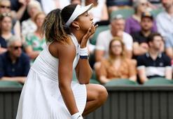 Osakadan Wimbledona erken veda