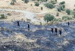 'İsrail uçağını vuramayınca  Kuzey Kıbrıs'a düştü'