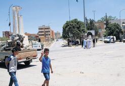 Libya'da Türkler serbest