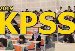 KPSS sınavları ne zaman KPSS sınav giriş belgeleri yayımlandı mı
