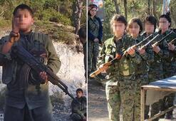 Terör örgütü YPG/PKK, BMdeki skandalla çocukları savaştırdığını da kabul etti